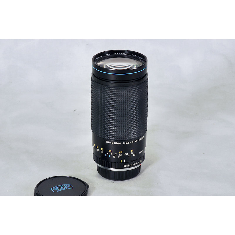 Pentacon MC 2,8-4,0/70-210 Makro PB