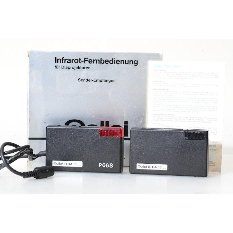 Rollei Infrarot-Fernbedienung IR-04 #625091