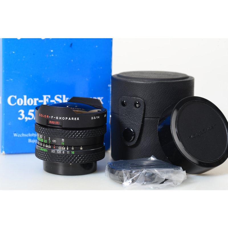 Voigtländer Color F-Skoparex 3,5/14 AR