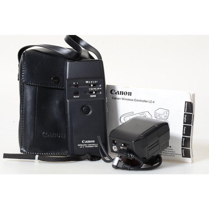 Canon IR-Fernauslöseset LC-4