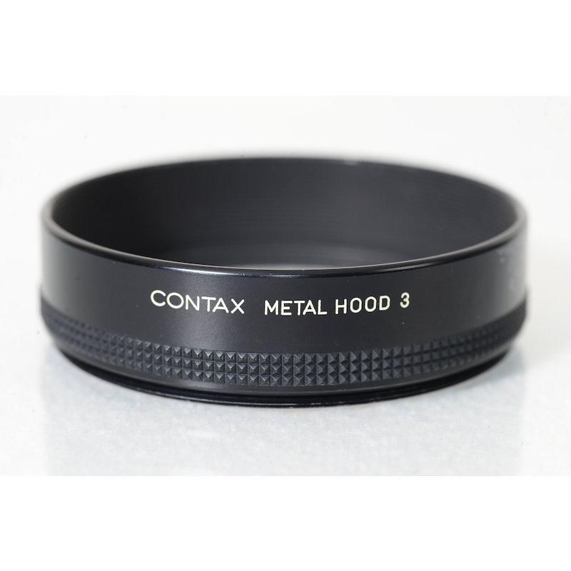 Contax Geli.-Blende Metall 3 E-86 1,2/85