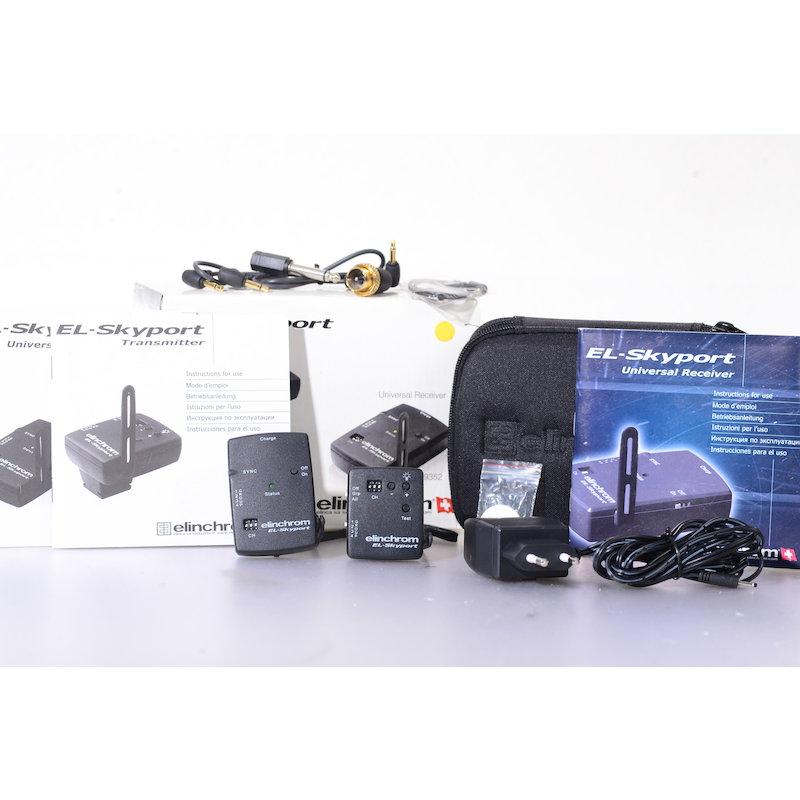 Elinchrom EL-Skyport Universal-Set