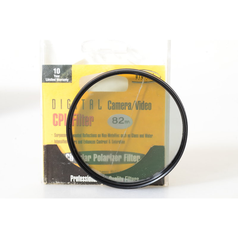 Sakar Polfilter Zirkular HTMC E-82