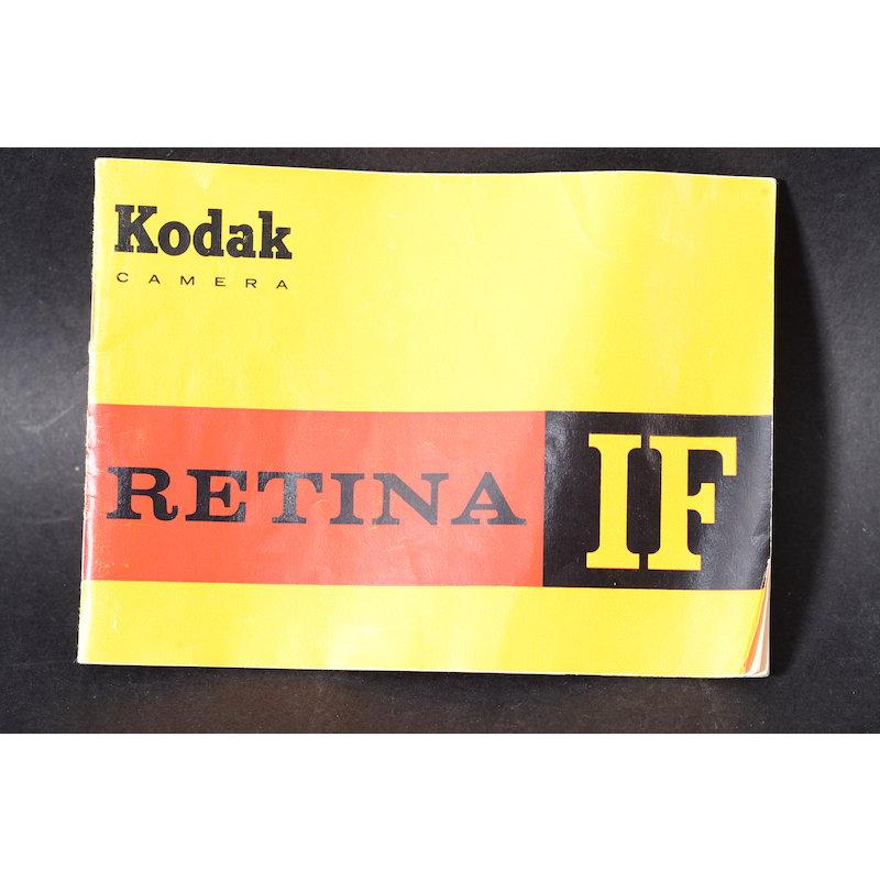 Kodak Anleitung Retina If