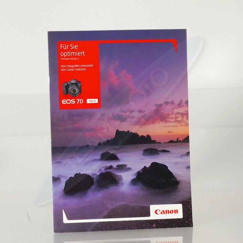 Canon Prospekt EOS 7D Vers. 2