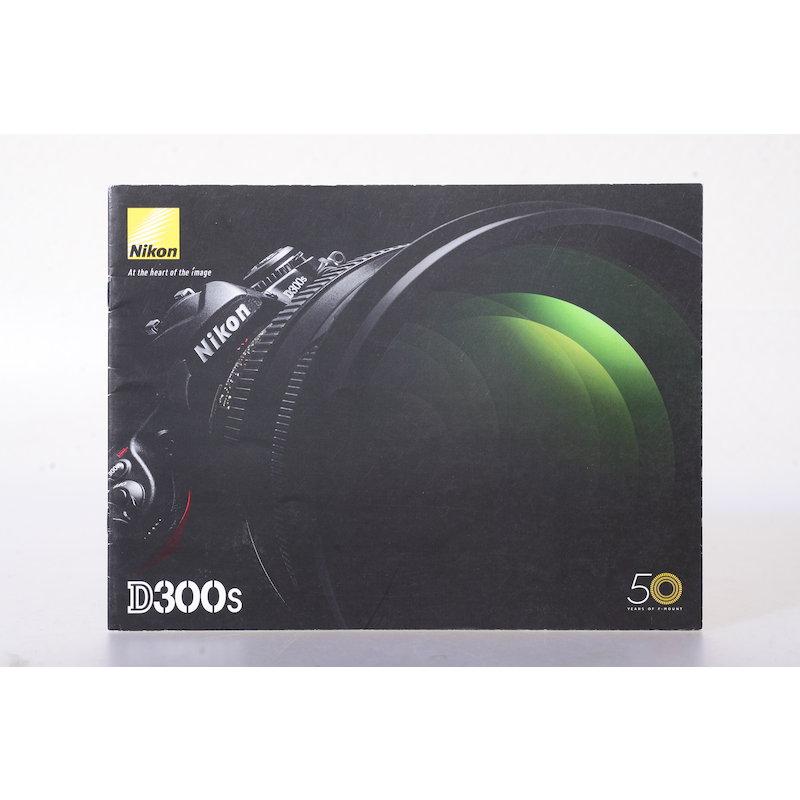 Nikon Prospekt D300s