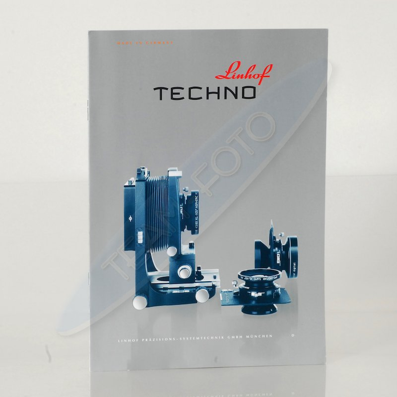 Linhof Prospekt Techno