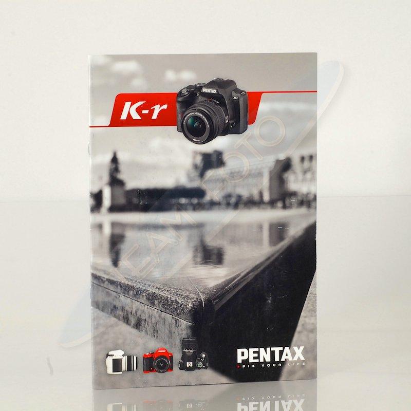 Pentax Prospekt K-r