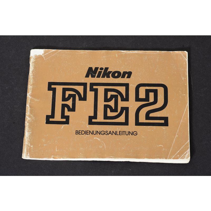 Nikon Anleitung FE2