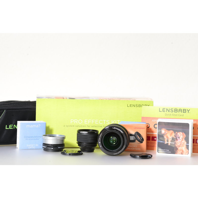Lensbaby Pro Effects Kit Canon EF