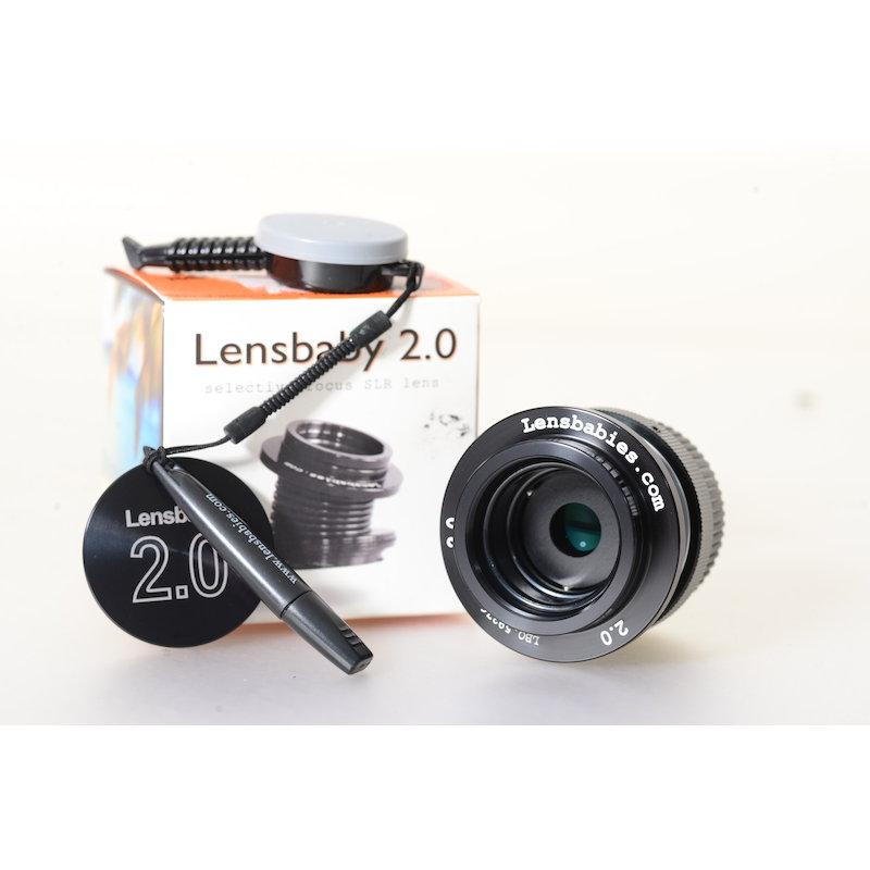 Lensbaby LB-2MD 2.0 Minolta MD