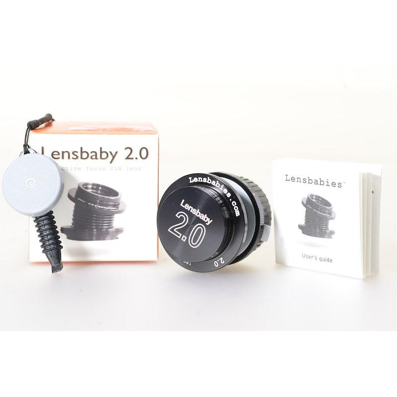 Lensbaby LB-2OM 2.0 Olympus OM
