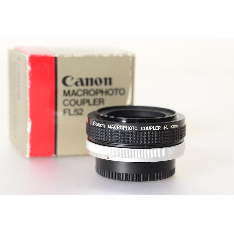 Canon Makrokuppler FD FL-52