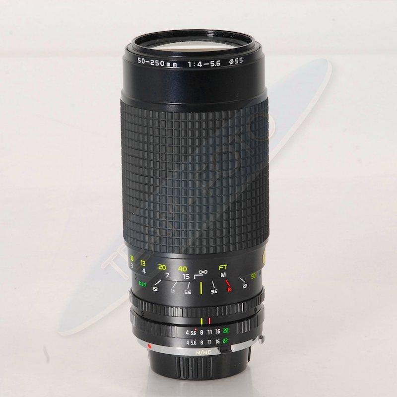 Tokina AT-X 4,0-5,6/50-250 MD