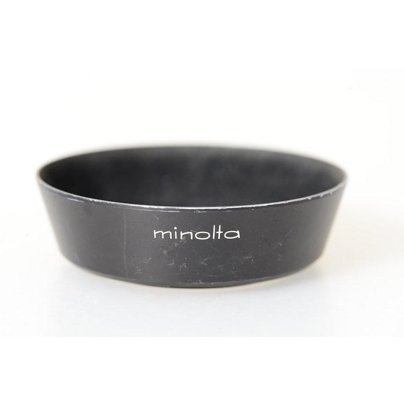 Minolta Geli.-Blende Metall E-55 MC 1,8/35