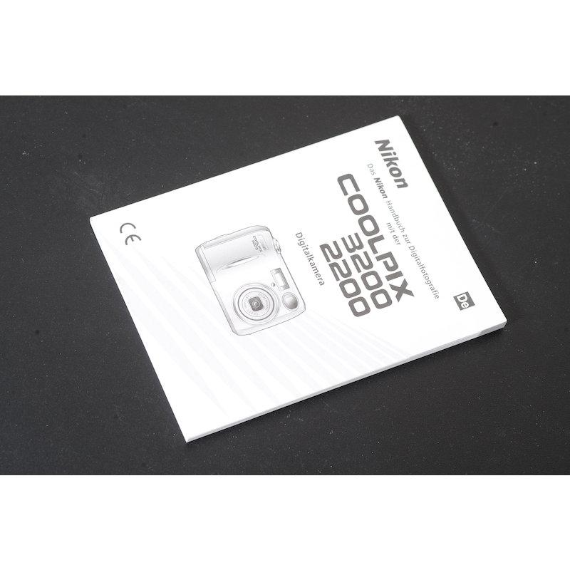 Nikon Anleitung Coolpix 2200/3200
