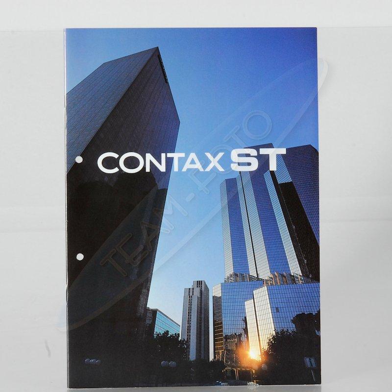 Contax Prospekt ST