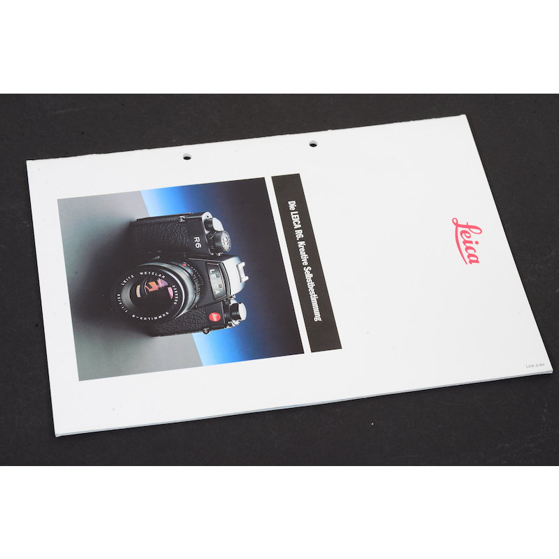 Leica Prospekt R6
