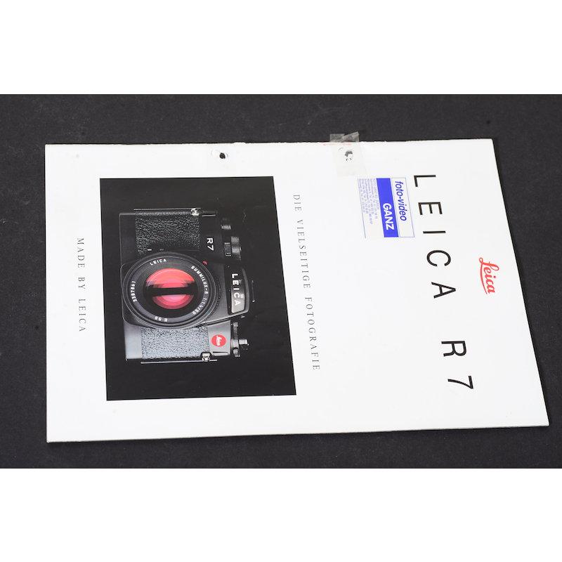 Leica Prospekt R7