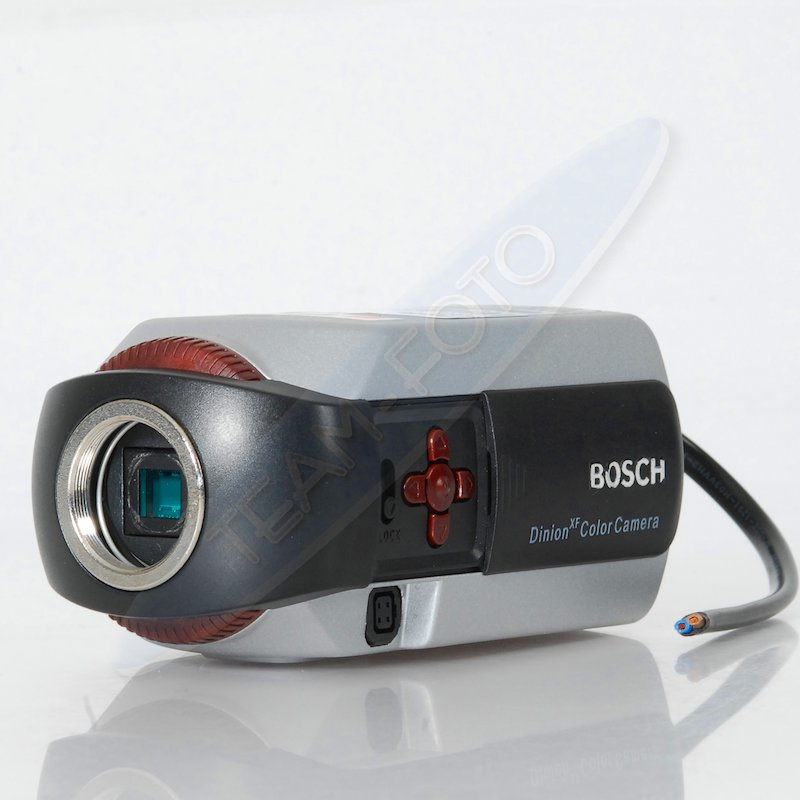 Bosch DinionXF Color Camera LTC 0610 C-Mount