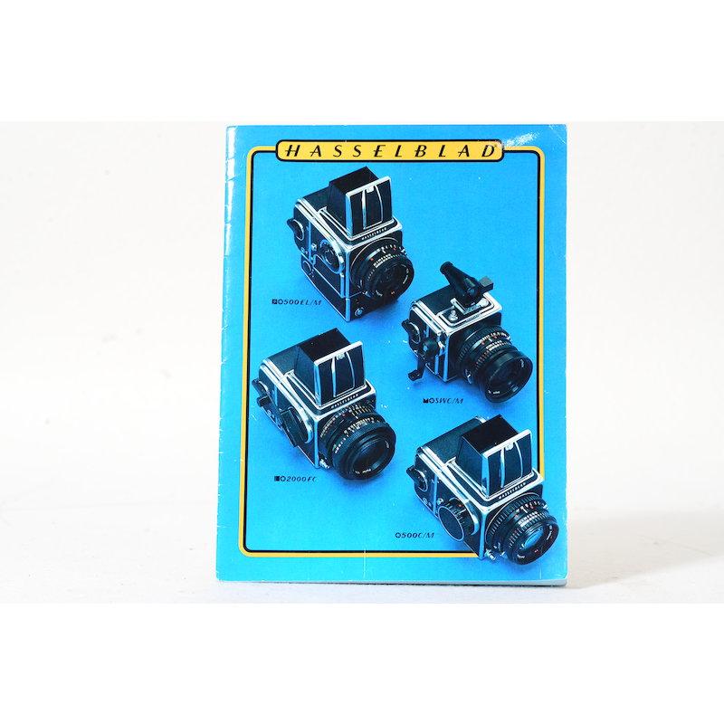 Hasselblad Produktkatalog 1980