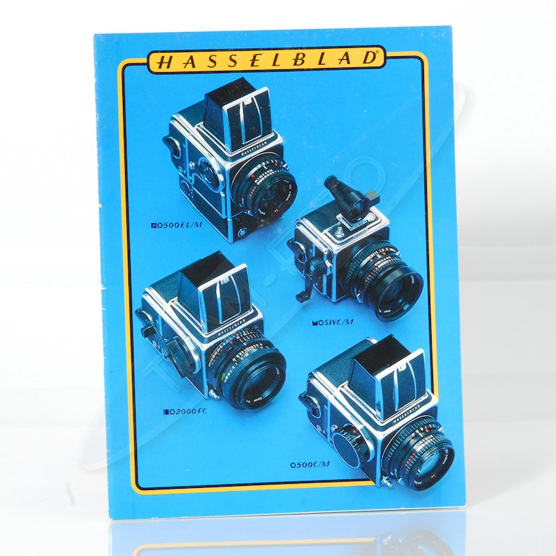 Hasselblad Produktkatalog 1981