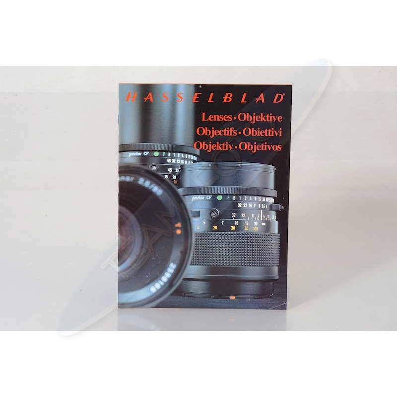 Hasselblad Lenses - Objektive