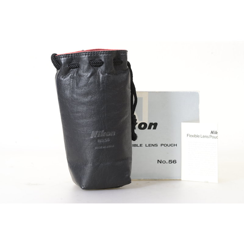 Nikon Objektivbeutel No. 56