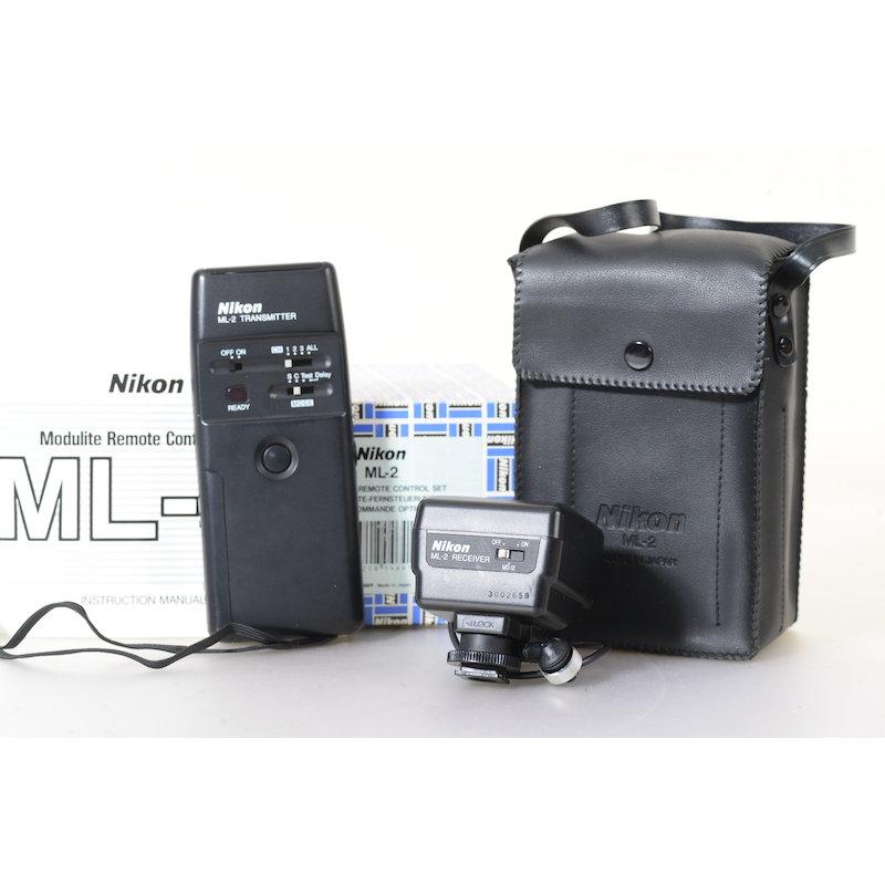 Nikon IR-Fernauslöseset ML-2