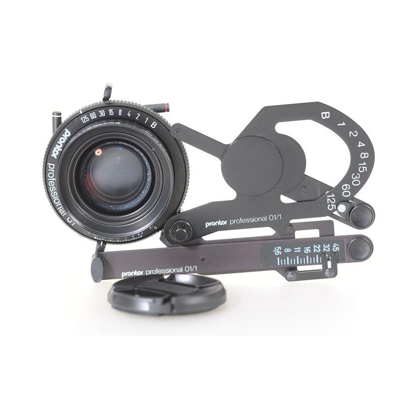 Schneider Symmar-S 5,6/150 MC PP 01 Incl. Blenden- und Zeiteneinstellgerät