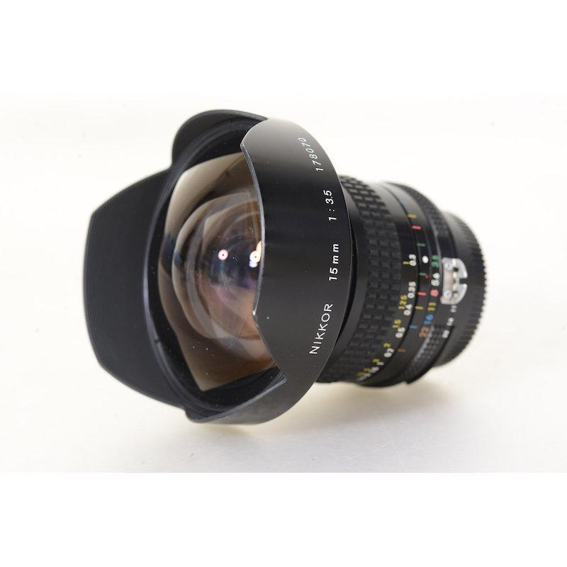 Nikon Ai 3,5/15