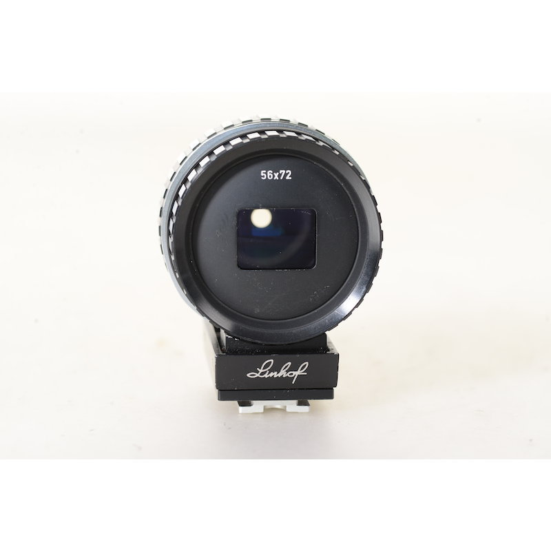 Linhof Universalsucher 9x12/4x5 75-360mm Schwarz