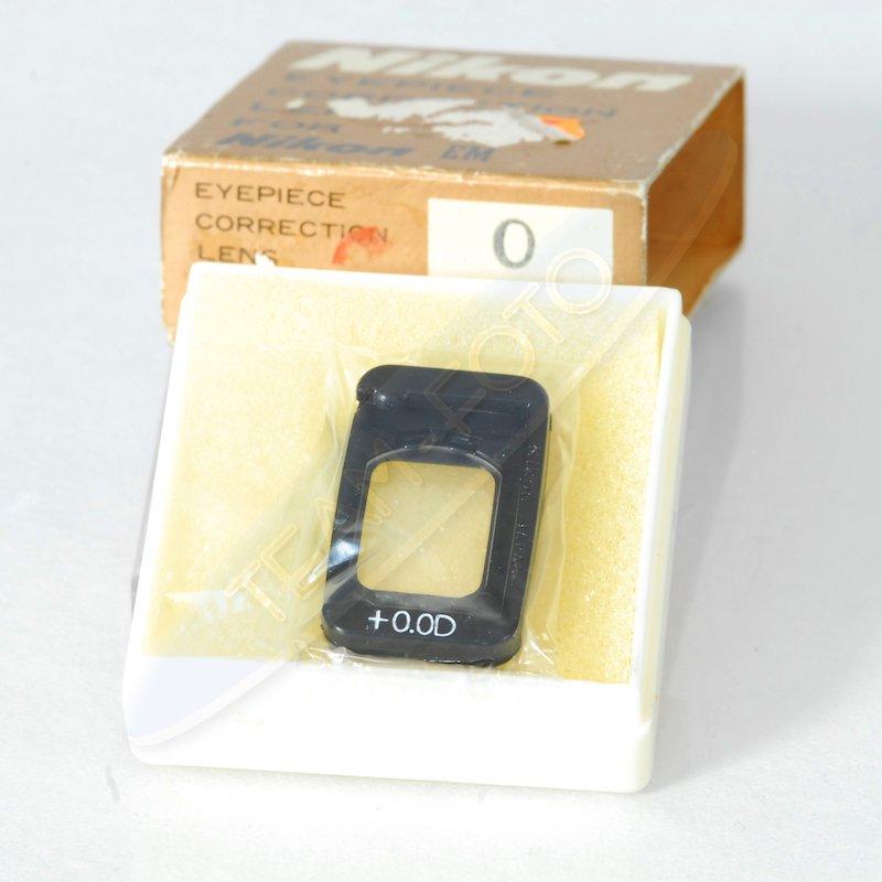 Nikon Augenkorrekturlinse 0 F70/F-301/F-501