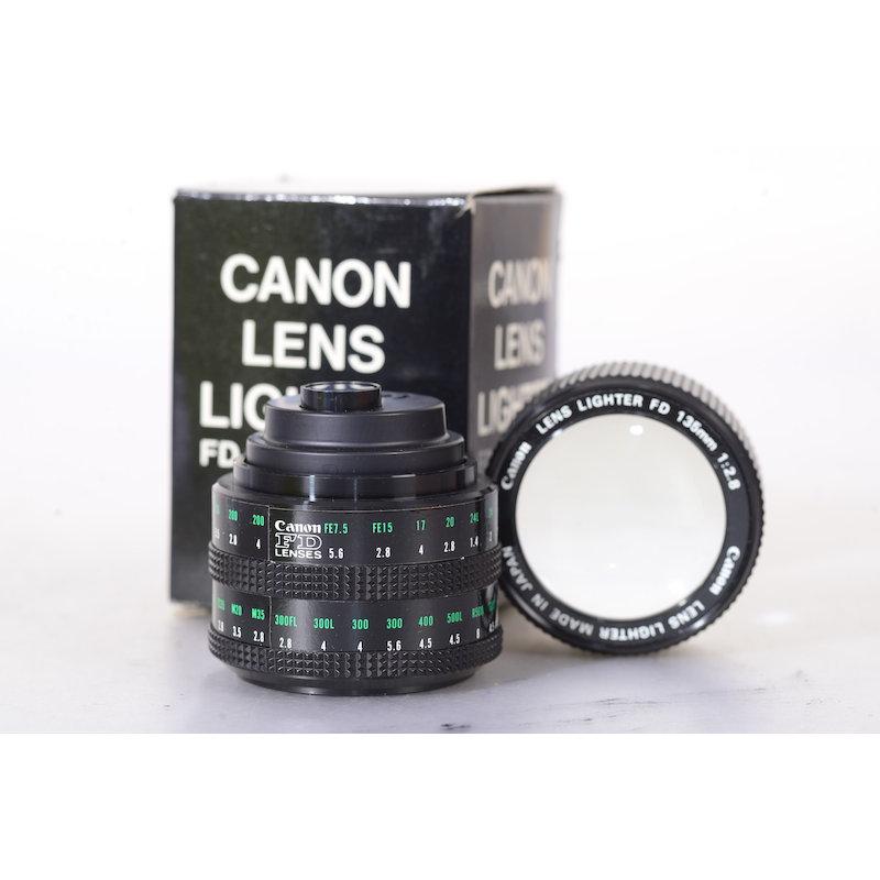 Canon Feuerzeug FD 2,8/135
