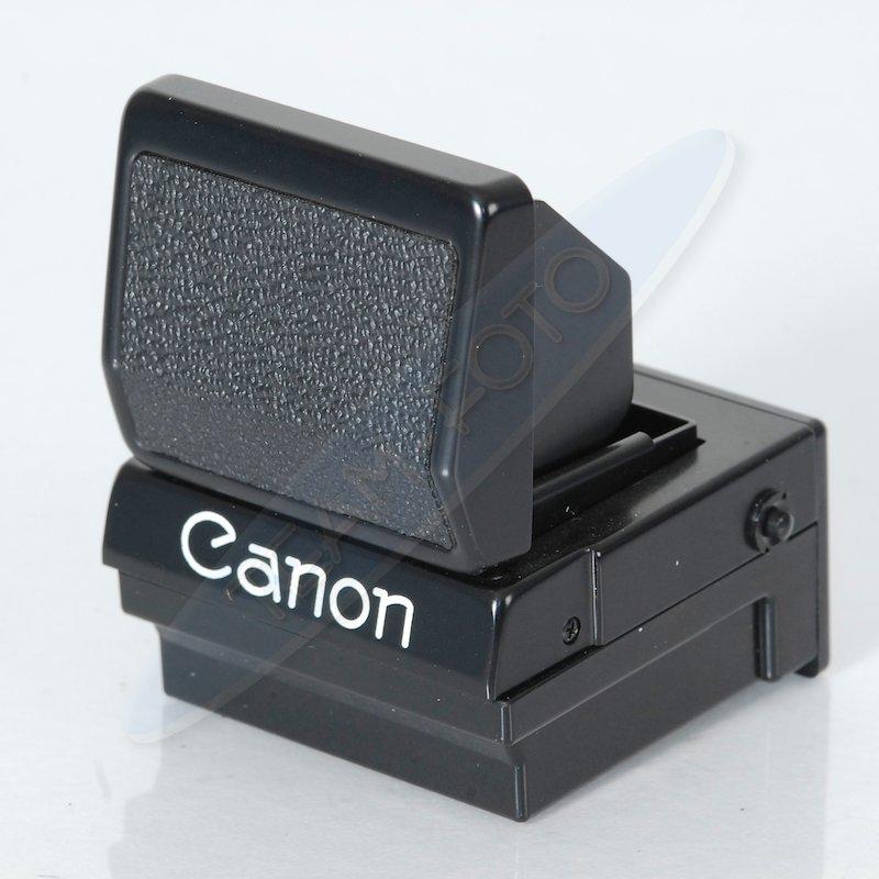 Canon Lichtschacht F-1