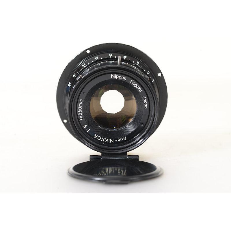 Nikon Nippon Kogaku APO-Nikkor 9,0/360
