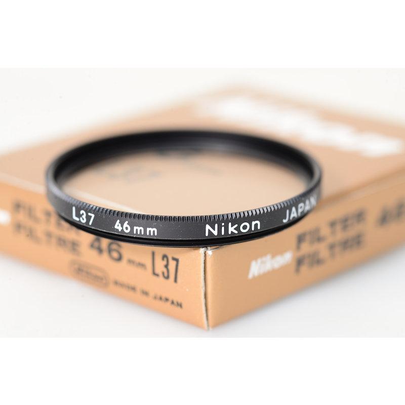 Nikon UV-Filter L37 E-46