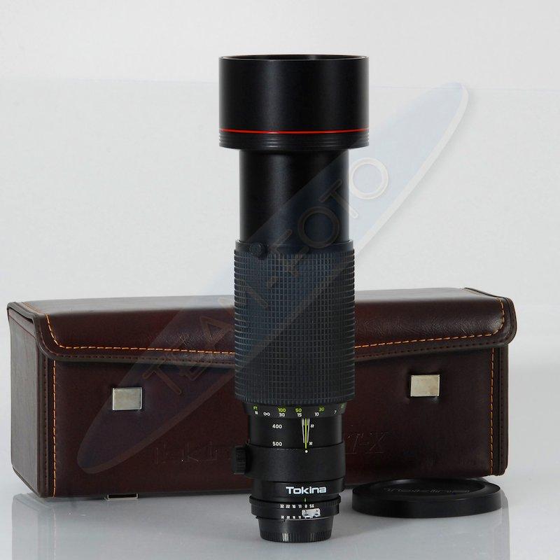 Tokina AT-X 5,6/150-500 SD NI