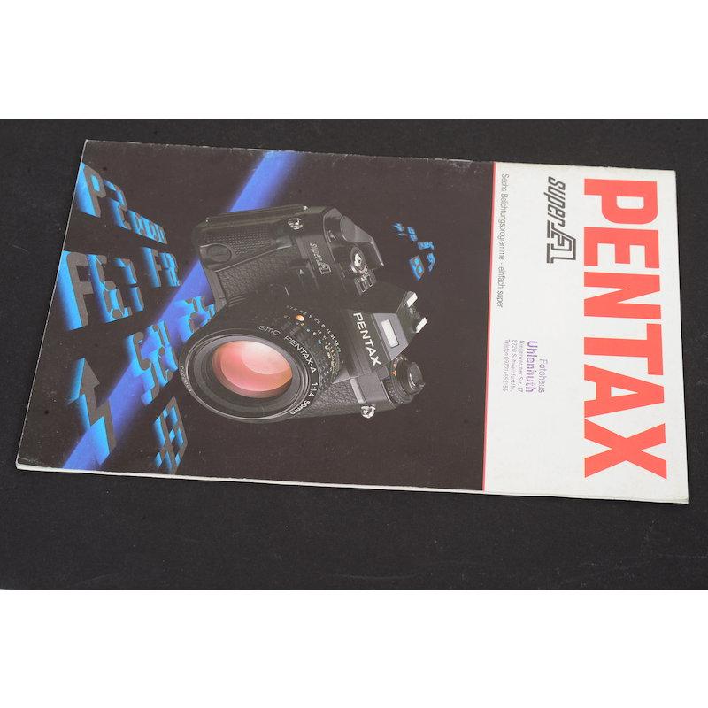 Pentax Prospekt Super A
