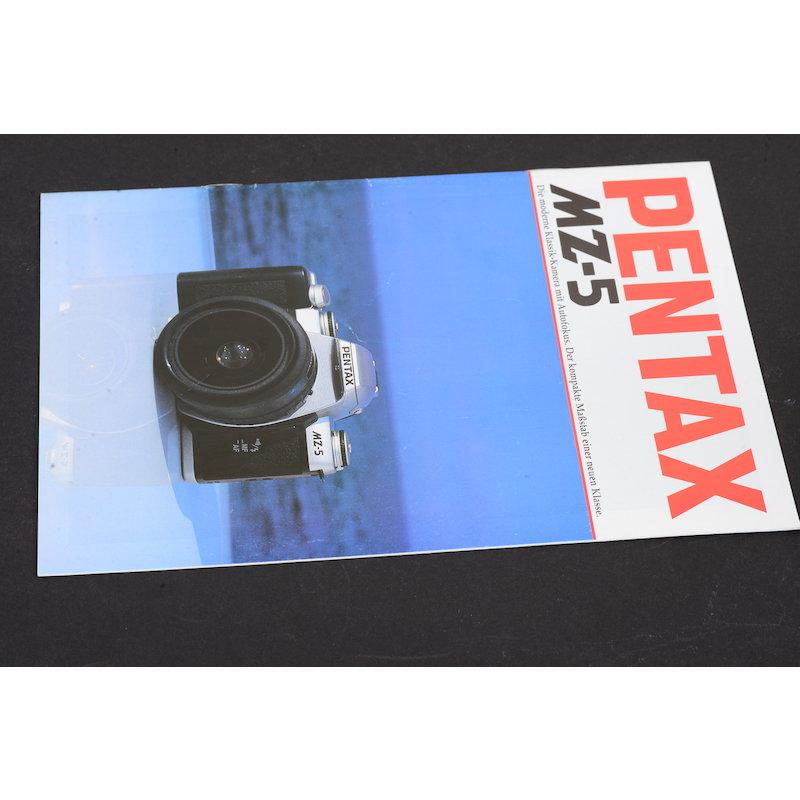 Pentax Prospekt MZ-5