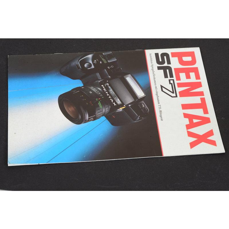 Pentax Prospekt SF7