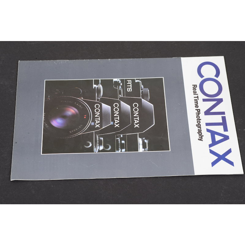 Contax Prospekt Real Time Photography