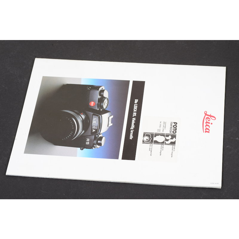 Leica Prospekt R5
