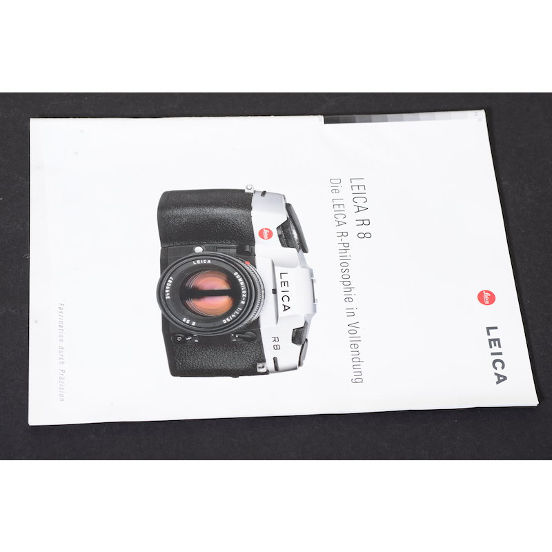 Leica Prospekt R8