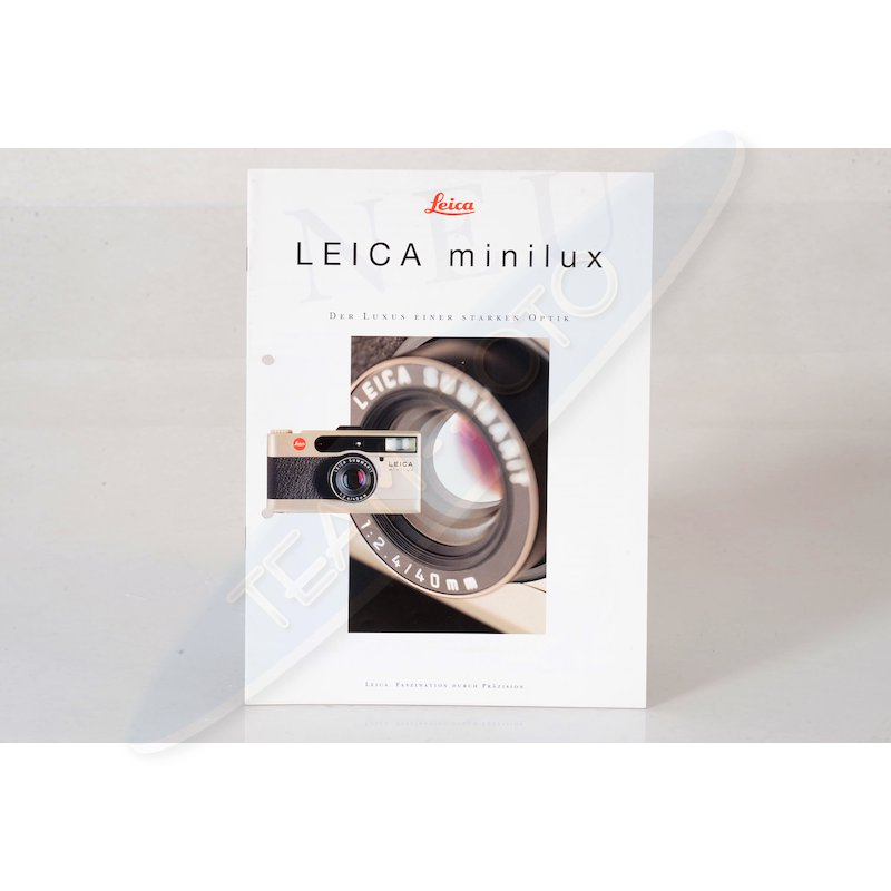 Leica Prospekt Minilux
