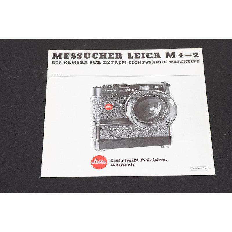 Leica Prospekt M4-2