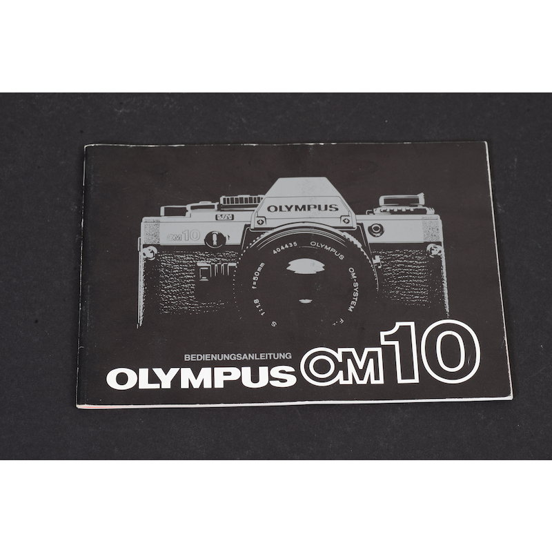 Olympus Anleitung OM-10