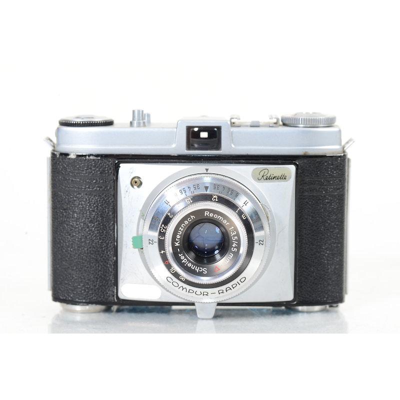 Kodak Retinette+Reomar 3,5/45