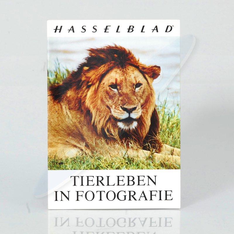 Hasselblad Infobroschüre Tierleben in Fotografie