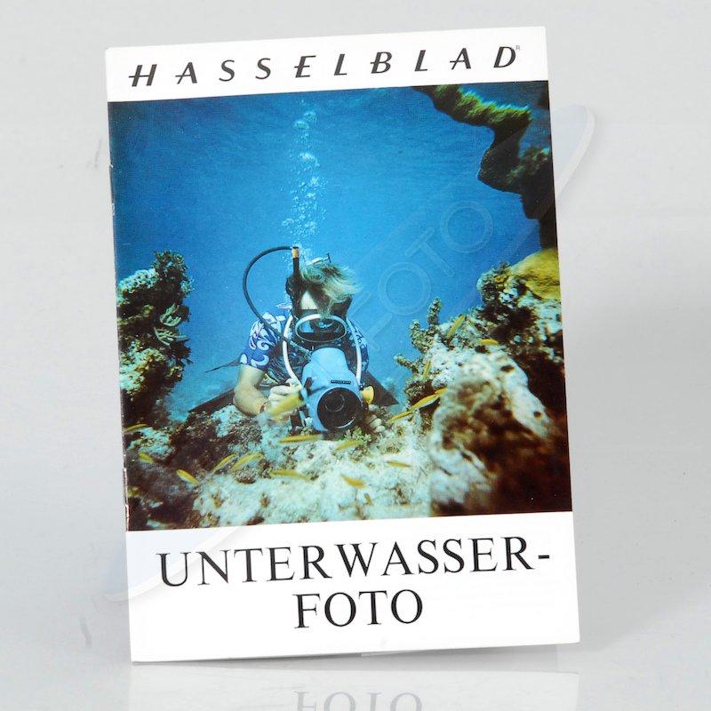 Hasselblad Infobroschüre Unterwasserfoto